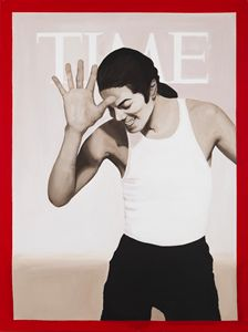 TIME, Michael Jackson by MOET