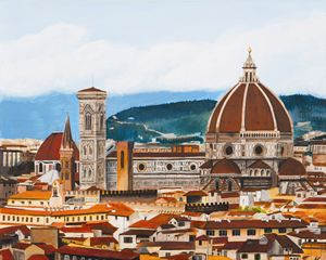 Florence Cathedral by MOET