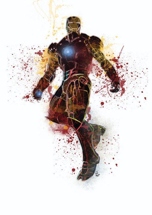 Iron Man - PMarts