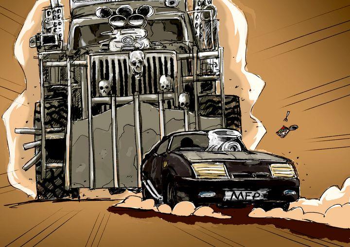 Fury Road - PMarts