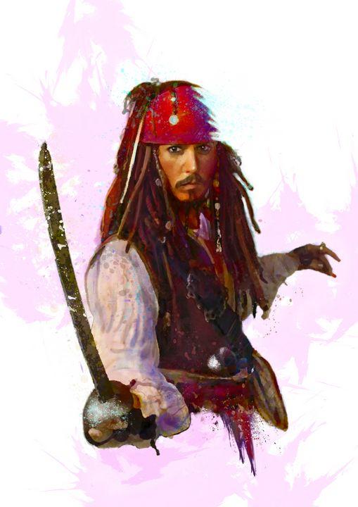 Jack Sparrow - PMarts