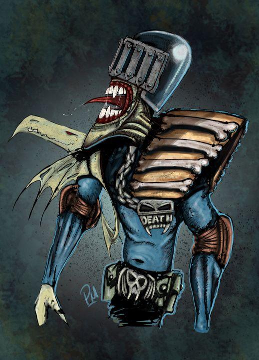Judge Death - PMarts