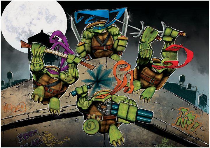 Turtles - PMarts