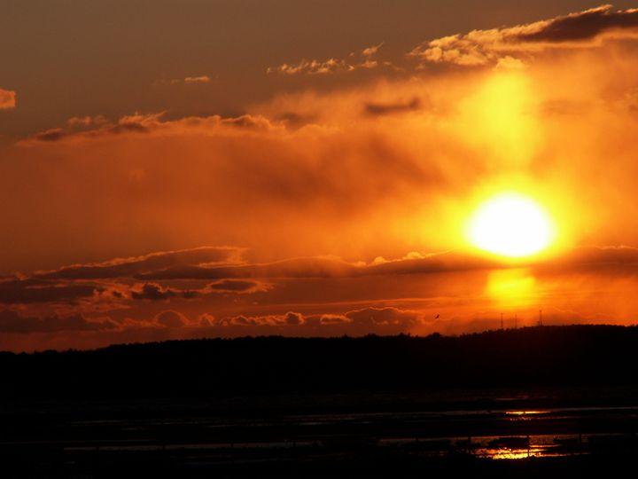 Sun Set 1 - DAS