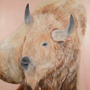 White Buffalo Spirit Animal