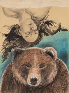 Dreaming with Bear