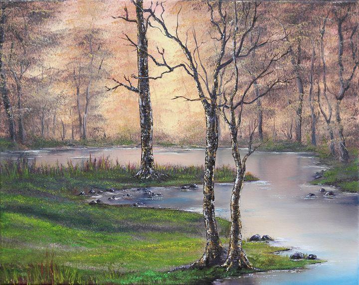 Forest shore - Varsana