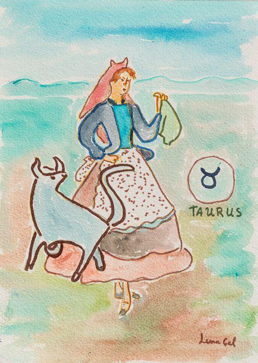 Taurus - Arte Lena Gal