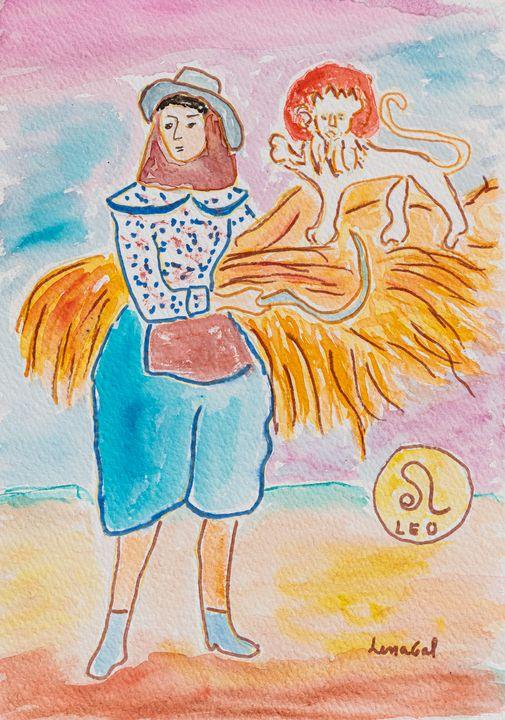 Leo - Arte Lena Gal