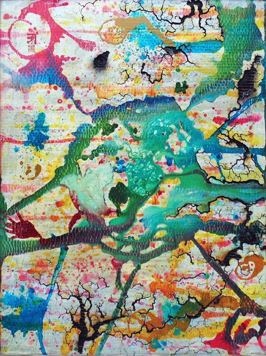 Pangaea - Cory Hunter Art