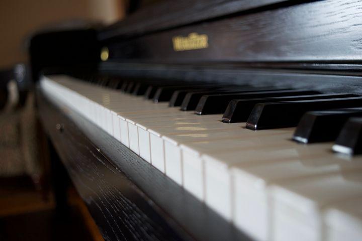 Piano Man - Raven Rogers