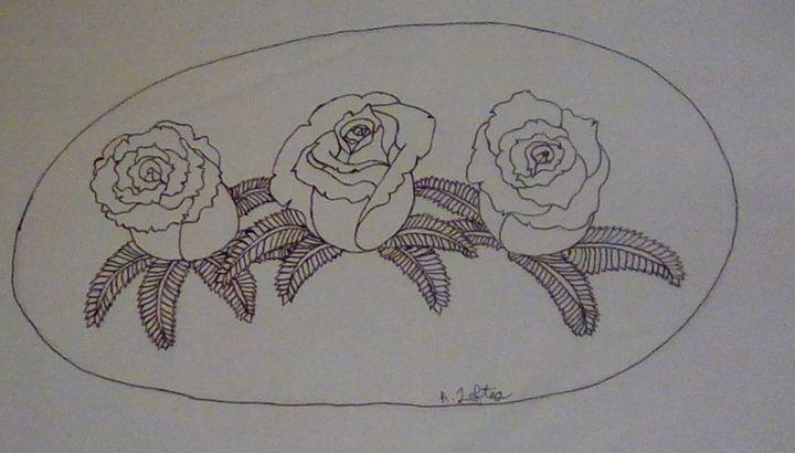 Roses - A. Loftis