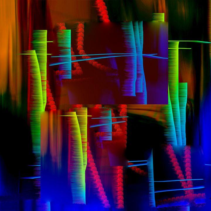 Abstraction Nr 262 - Ricardas  Marcinkevicius (Richard Vachtenberg)