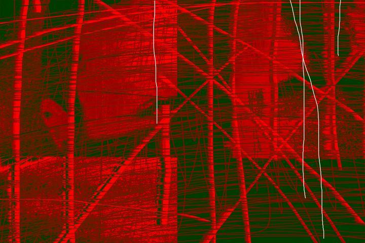 Abstraction Nr 265 - Ricardas  Marcinkevicius (Richard Vachtenberg)