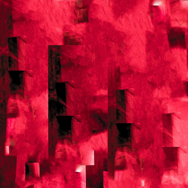 Abstraction Nr 266 - Ricardas  Marcinkevicius (Richard Vachtenberg)