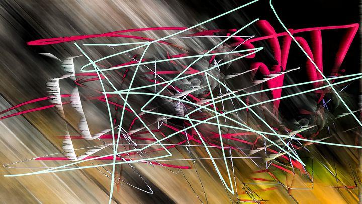 Abstraction Nr 267 - Ricardas  Marcinkevicius (Richard Vachtenberg)