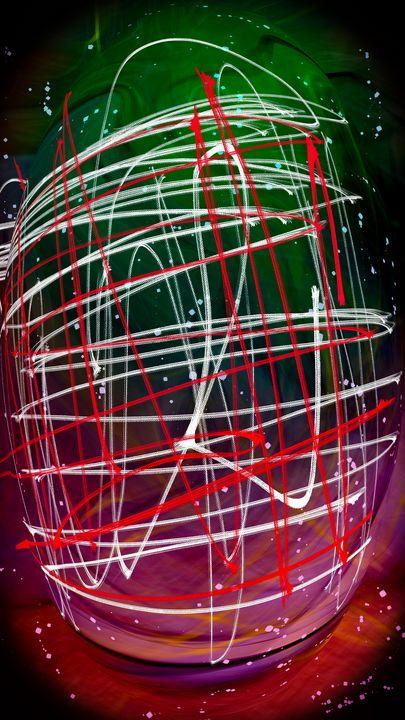 Abstraction Nr 268 - Ricardas  Marcinkevicius (Richard Vachtenberg)