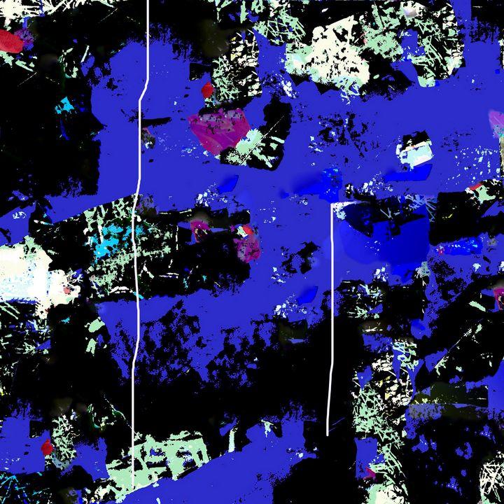 Abstraction Nr 270 - Ricardas  Marcinkevicius (Richard Vachtenberg)