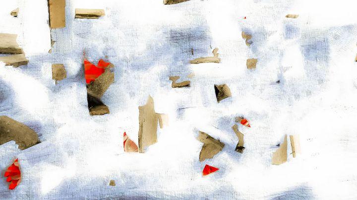 Abstraction Nr 203 - Ricardas  Marcinkevicius (Richard Vachtenberg)
