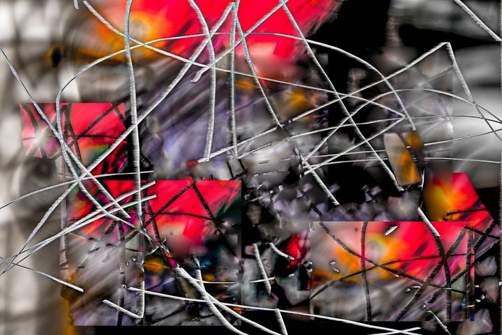 Abstraction Nr 211 - Ricardas  Marcinkevicius (Richard Vachtenberg)