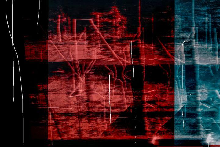 Abstractio Nr 219 - Ricardas  Marcinkevicius (Richard Vachtenberg)