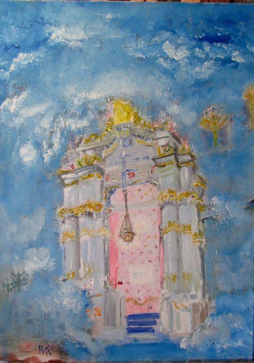 Great Synagogue of Rom Aron Kodesh - Big Jule