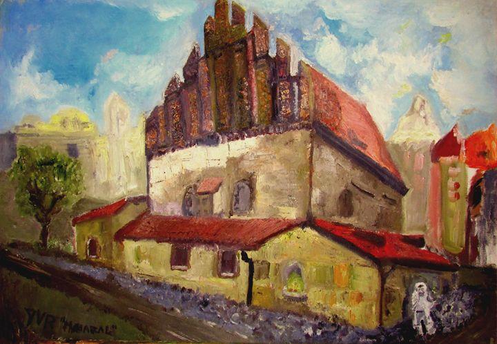 Maharal of Prague - Big Jule