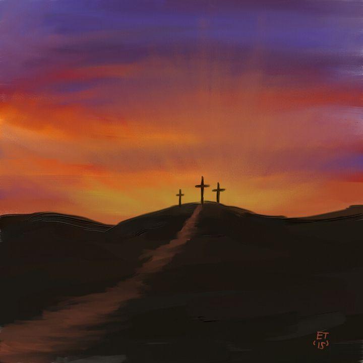 Easter Sunrise - Ellie Taylor Artist