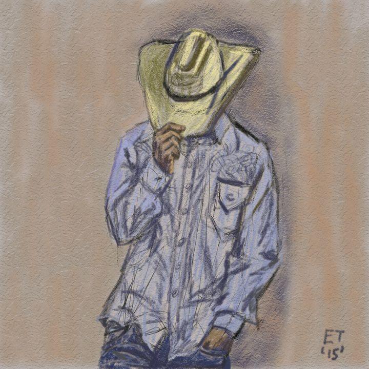 Urban Cowboy - Ellie Taylor Artist