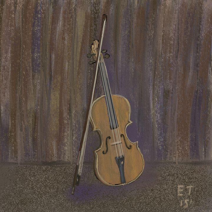 Old Friend - Ellie Taylor Artist