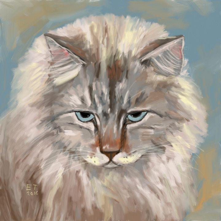 Puffball - Ellie Taylor Artist