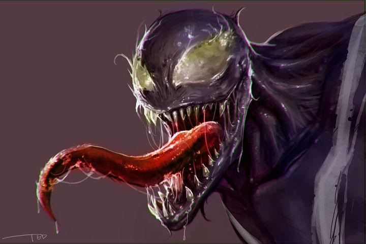 Venom - Teddy's Room