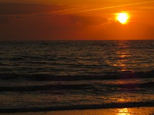 Sunset on Anna Maria Island - BessTouch Gallery