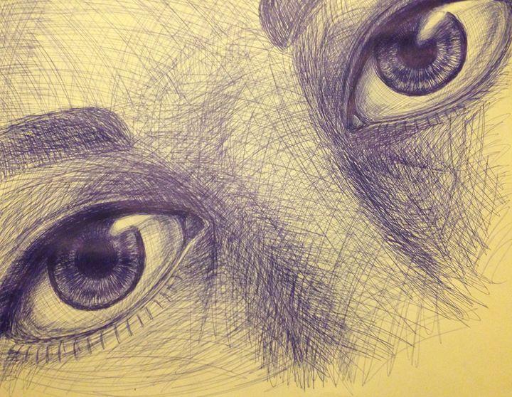 Eyes - Heidi Feight's Art Gallery