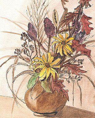 Autumn Bouquet - dollyannbrooks