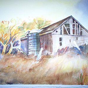 the old barn - dollyannbrooks