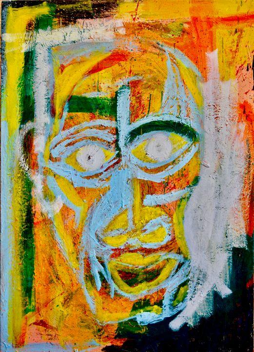 """""""Study for Self-Portrait"""" - Marius van Niekerk"""