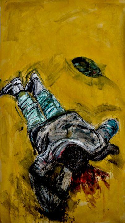 """""""Sketches from War 1"""" - Marius van Niekerk"""