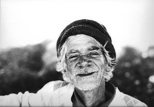 """Kalkbay Fisherman Bernie"""
