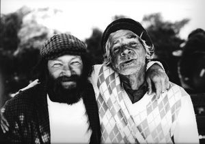 """Kalkbay Fisherman Bernie & Buddy"""
