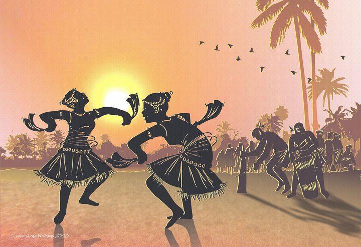 DANCERS - Erhariefe Ejiroghene Francis