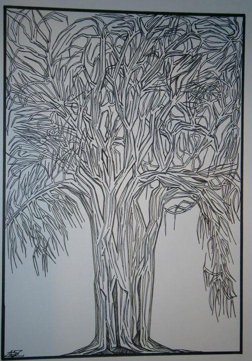Winter Tree - Nighthawks Design