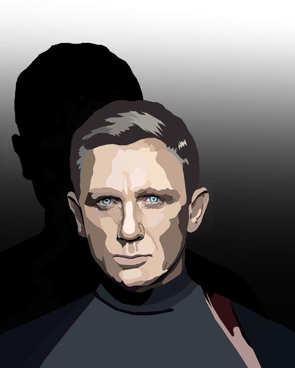 James Bond - Madison White