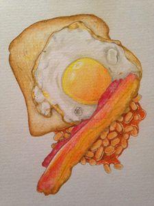 Breakfast - Madison White