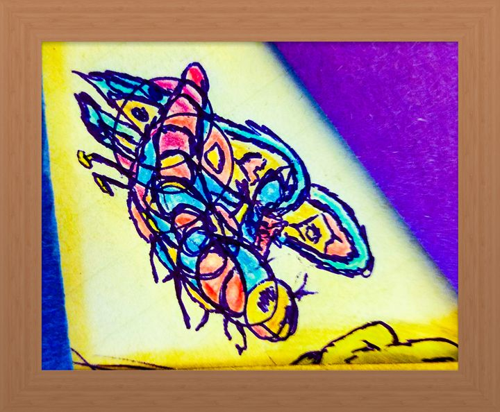 Fly - Pete kez's creations