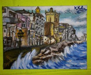 Ischia...il borgo antico