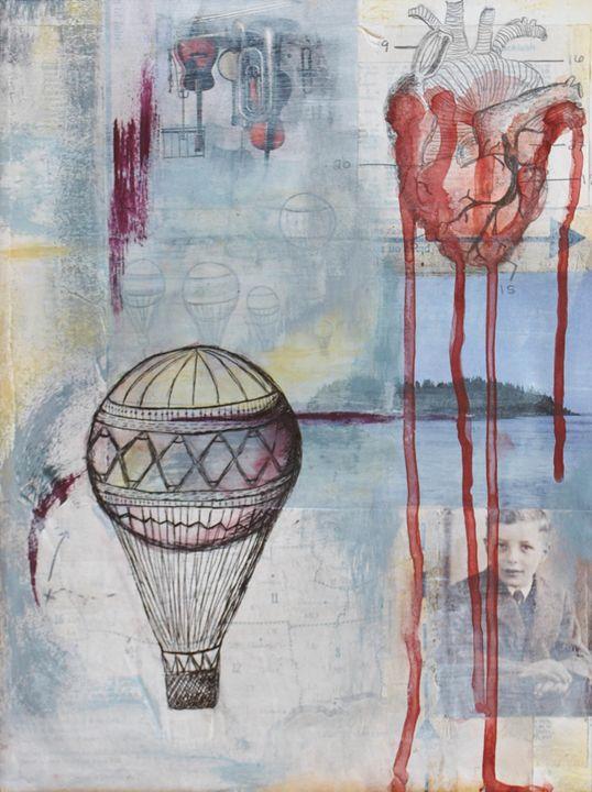 Things Lost - Alexis Fenn