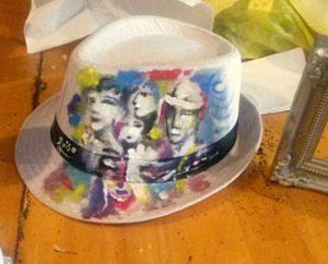 Metropolis Art Hat