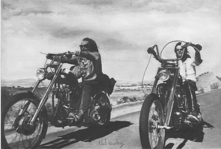 Easy Rider - The Drawing Room