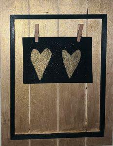 Love you more board